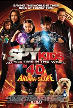 Spy Kids 4: All the Time in the World ซุปเปอร์ทีมระเบิดพลังทะลุจอ