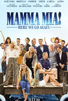 Mamma Mia! Here We Go Again มามา มียา! 2